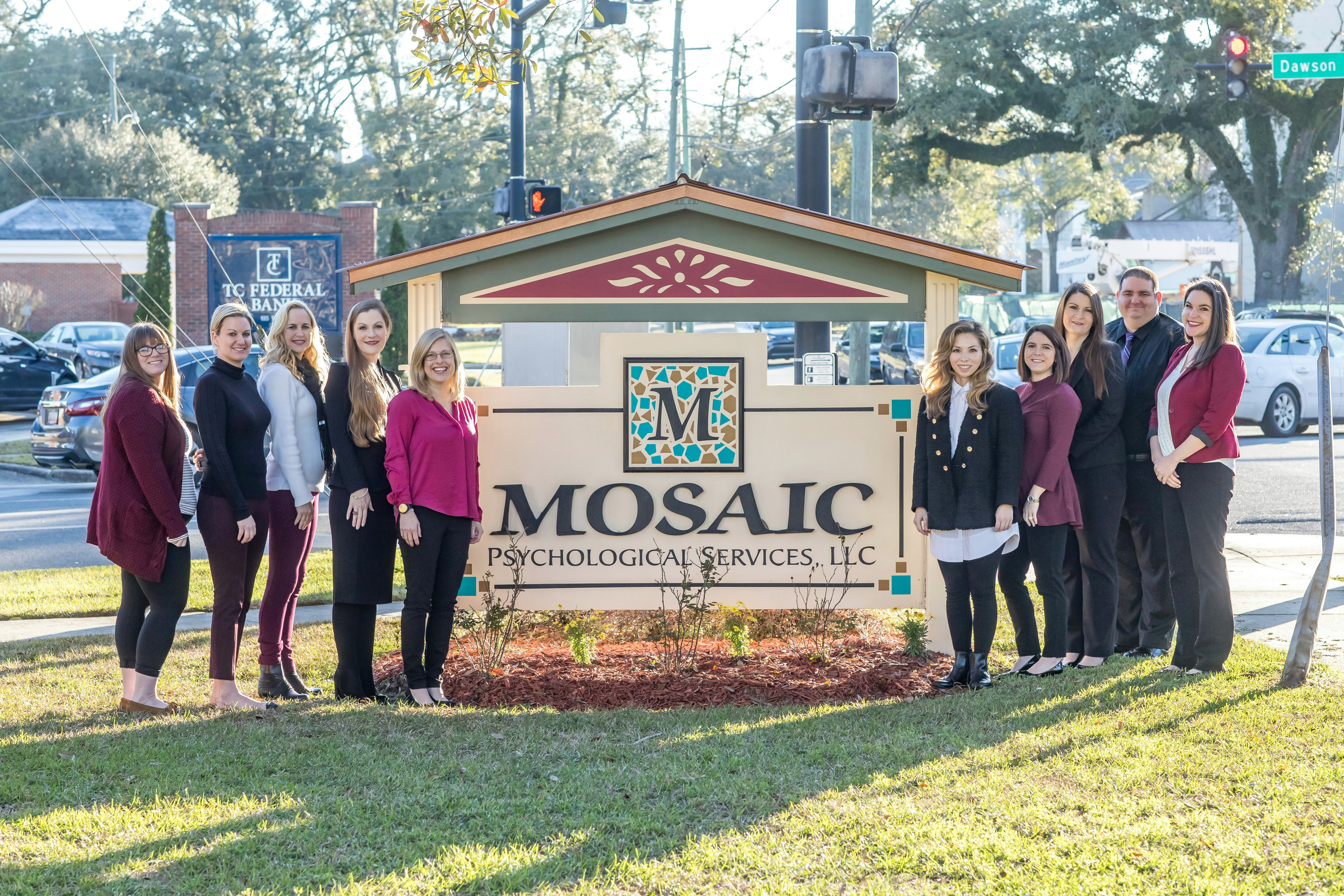 Mosaic Clinical Staff